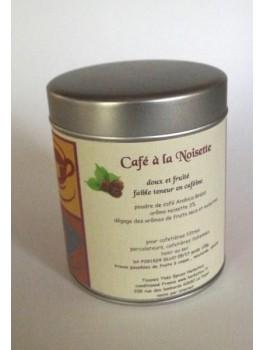 Café à la Noisette bte métal 125g