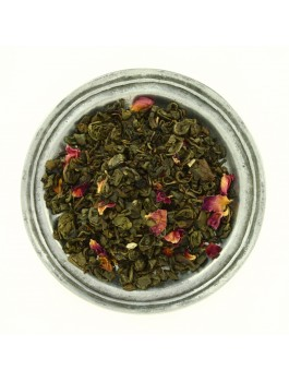 Thé vert Cerise - Rose