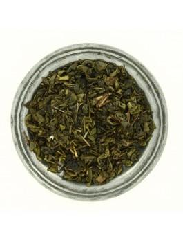 Thé vert aux 2 menthes