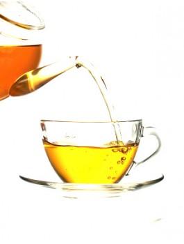 Thé blanc de l'été Bio*