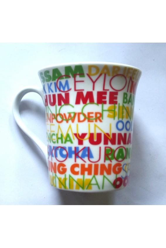 Mug Globetrotter 420ml tea