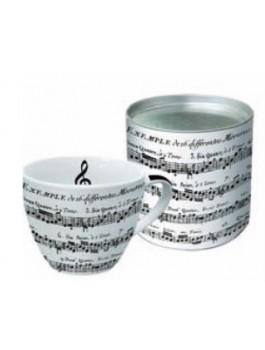 Mug large Adagio 350ml boite cadeau
