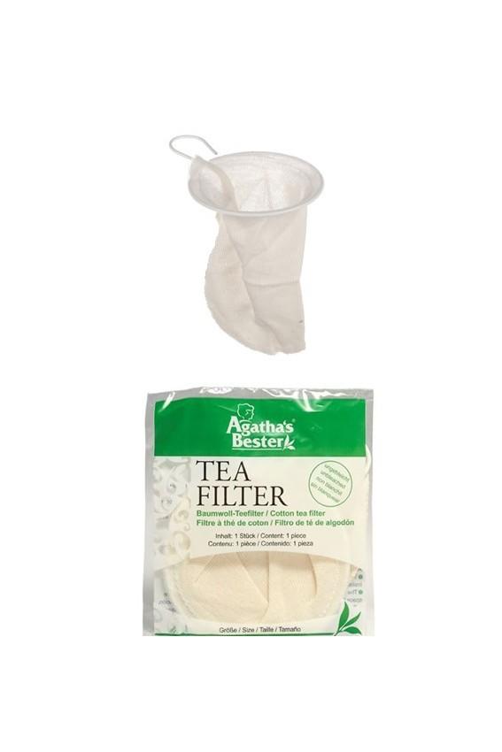Filtre chaussette à thé Coton