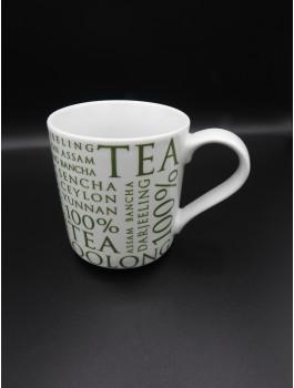 Mug 100% TEA 300ml