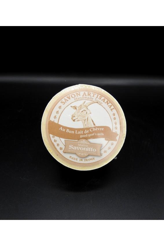 Savon lait de chèvre 100g boite bois