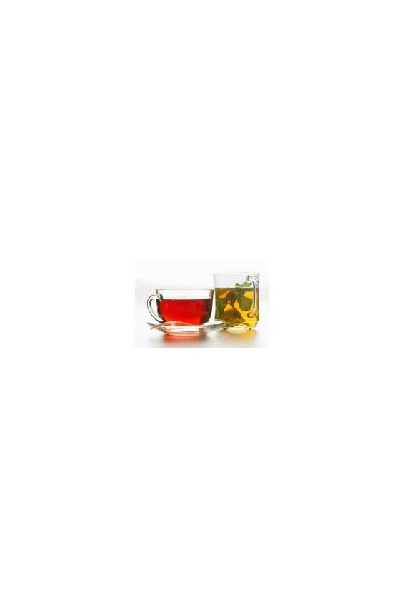 Tisanes : 8 échantillons de 10 g