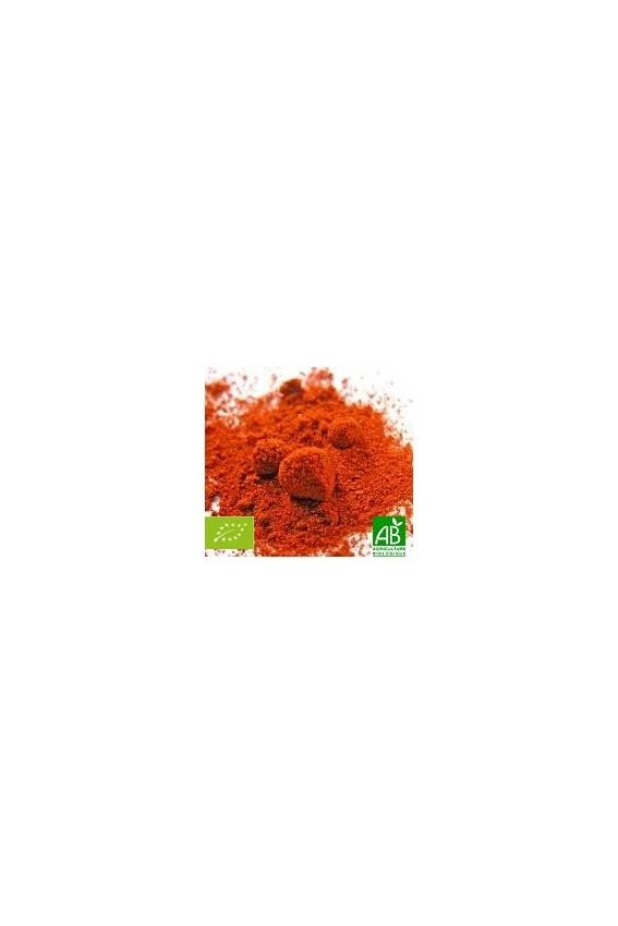 Paprika doux 30g Bio*