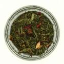 'Jardin Musical'thé vert fruits rouges 100g boite métal