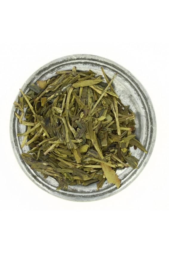 Thé vert de Mr Linné (Lung ching) 100g