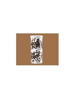 Boite céramique pour café vrac ou pads