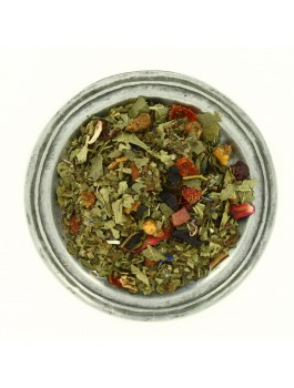 Tisane De La Cour plantes-fruits