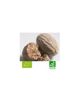 Muscade noix entières environ 16g Bio