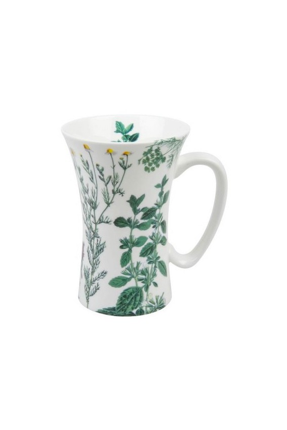 Mega Mug Herbier 525ml porcelaine