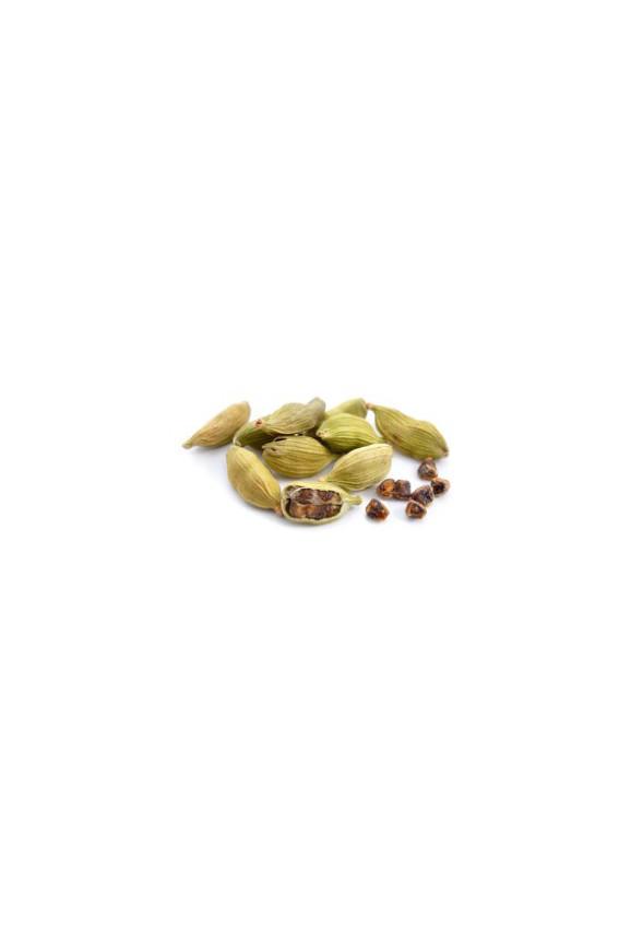 Thé vert Cardamome Bio* 80g